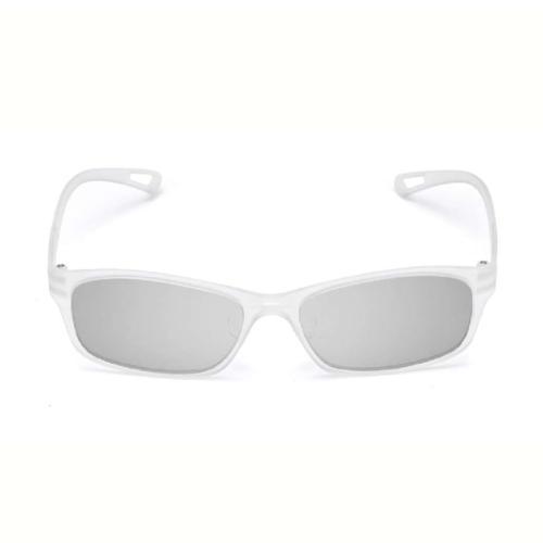 AG-F330 Led Cinema 3D Glasses - Clear Frame For Kids