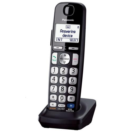 KX-TGEA20B Digital Cordless Handset
