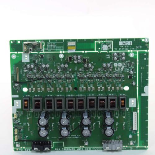 A-1977-063-A 10Ch Damp Mounted Pc Board