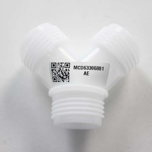 """MCD63306801 Drain Hose """"Y-connector"""""""