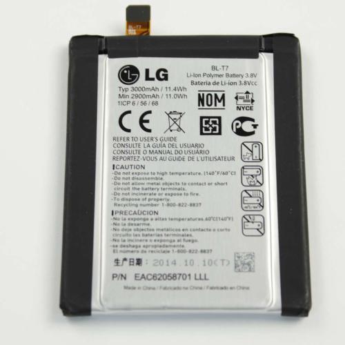 LG EAC62058701