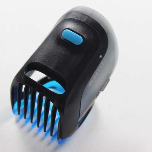 81327793 Beard Comb Attachment Black