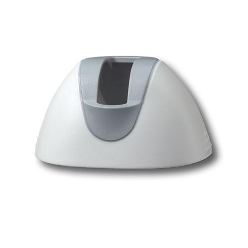 67030786 Precision Cap, White/grey