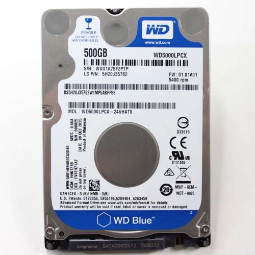 5H20J35762 Hd Hard Drives