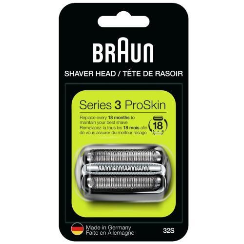 81517335 32S Series 3 Shaver Cassette