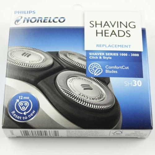 SH30/52 Comfortcut Shaving Heads
