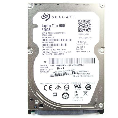 00UP086 Hd Hard Drives