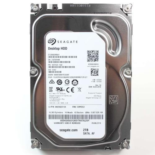 00PC552 Hd Hard Drives