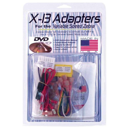 VZH03 X-13 Motor Adapter (For Vz-7 Tester)