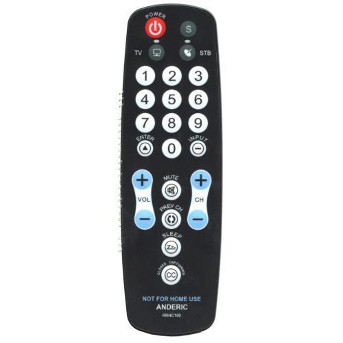 RRHC100 Generic Unversal Remote Contro