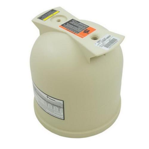190041 Lid 44/88 Gpm Filter Almond