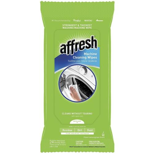 W10355053 Whirlpool W10355053 Affresh Machine Cleaning Wipes For Washers