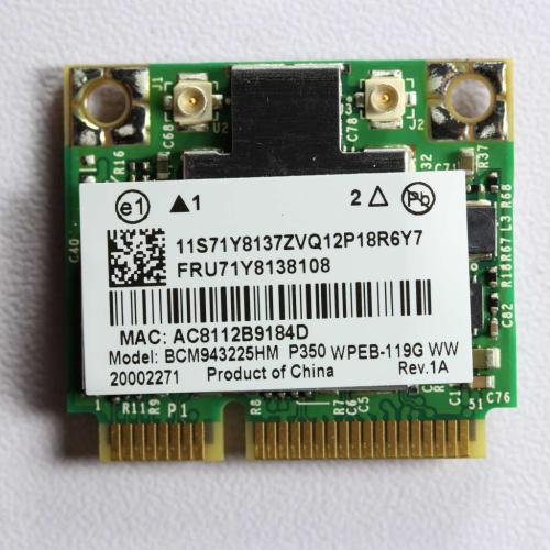 71Y8138 Adapter Bcm43225 2