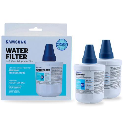 HAF-CU1-2P/XAA Water Filter 2 Pack
