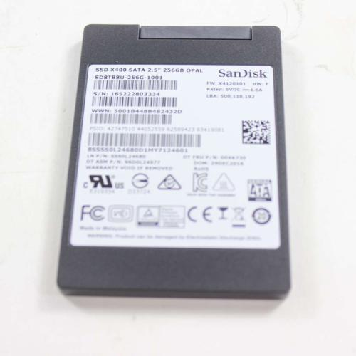 00XK730 Ssd Asm 256G,2.5-inch ,7Mm,sat