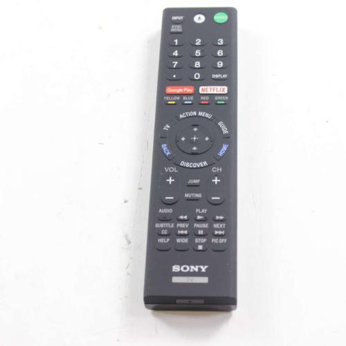 1-493-221-21 Remote Control (Rmf-tx201u)Main
