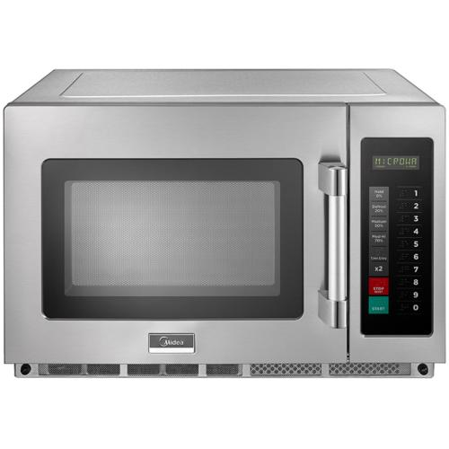 1134G1A 1.2 Cu. Ft. 1100W Push Button Commercial Microwave