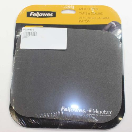 5934001 Fellowes Silr Mouse Pad