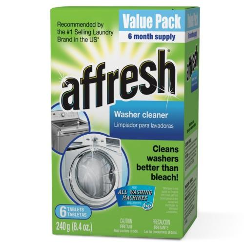 W10501250 Affresh 6 Count Washer Cleaner