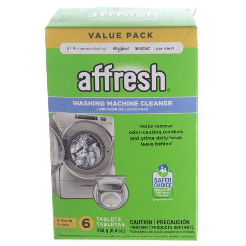 W10501250 Whirlpool W10501250 Affresh Washer Cleaner Count-6
