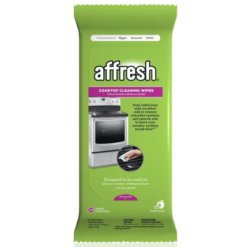 W10539770 Whirlpool W10539770 Affresh Cooktop Cleaning Wipes