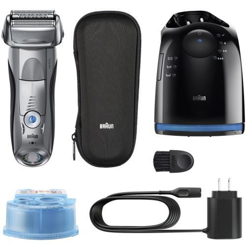 81638390 7899Cc Wet & Dry Shaver W/ Case
