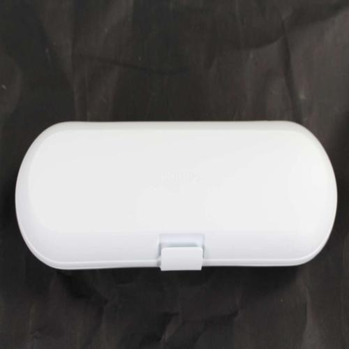 423502125851 Travel Case, White