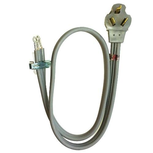 CAI1 4' 3-Wire Dryer Cord 30Amp