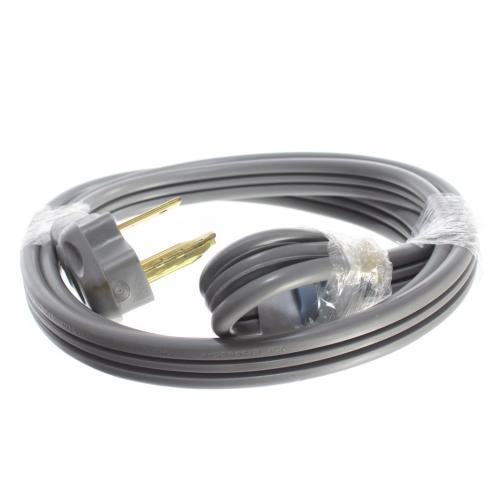 CAI2 6' 3-Wire Dryer Cord 30Amp