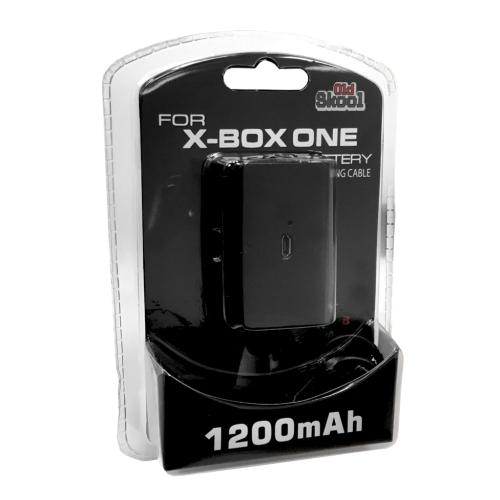 OS-6299 Black Xbox One Play N Charge KMain