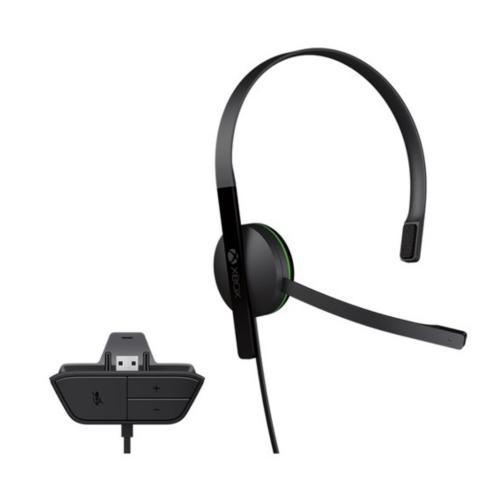885370604023 Black Xbox One Chat Headset