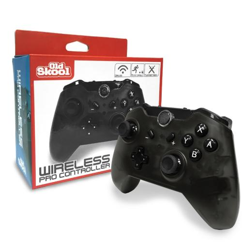 OS-7456 Black Wireless Pro Controller