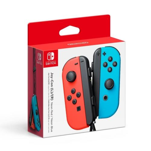 45496590130 Neon/red/neon Blue Joy-con Con