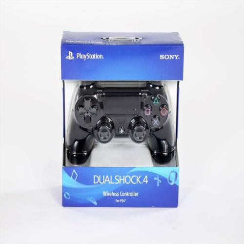 711719100379 Black Dualshock 4 - Jet BlackMain