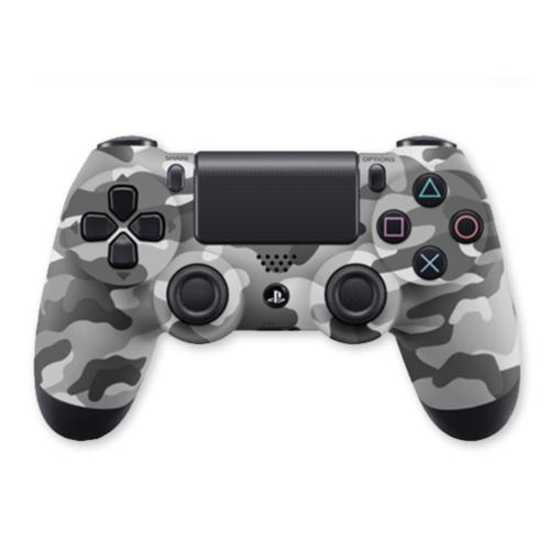 PS4-DS4-REFURBCAMO Urban Camo Dualshock 4 Camo (R