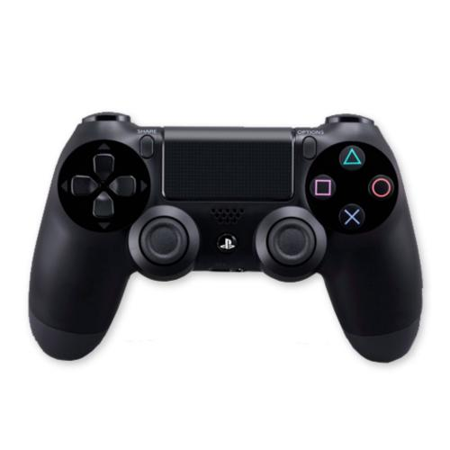 PS4-DS4-REFURBBLACK Black Dualshock 4 Black(refurbMain