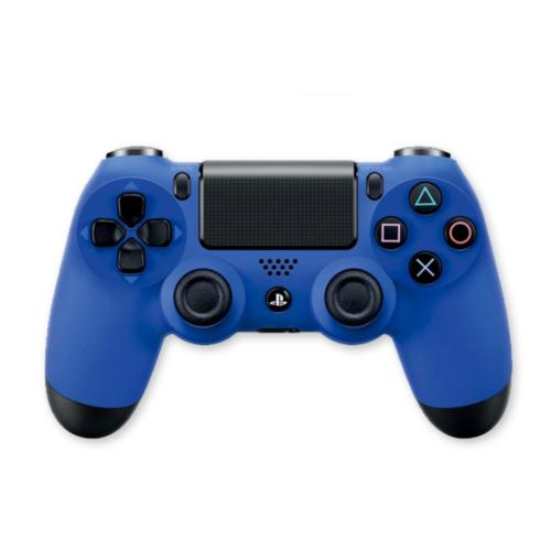 PS4-DS4-REFURBBLUE Blue Dualshock 4 Blue (Refurbi