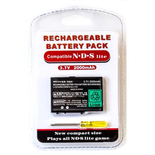 OS-6411 Nintendo Ds Lite Battery With Screwdriver