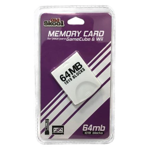 OS-2338 Nintendo Gamecube 64Mb Memory Card