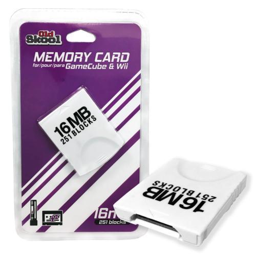 OS-6749 Nintendo Gamecube 16Mb Memory Card