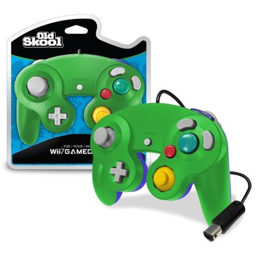 OS-7227 Nintendo Gamecube Controller Green/blue