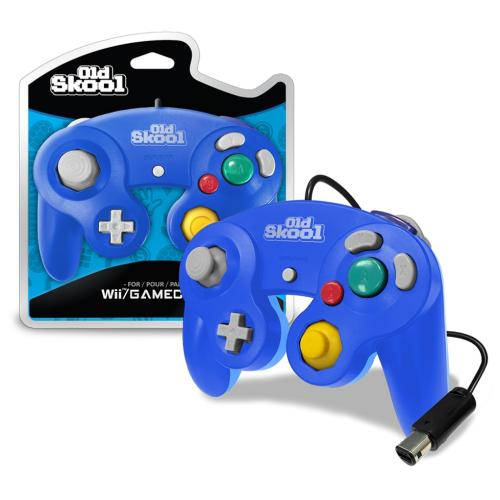 OS-7524 Nintendo Gamecube Controller Blue