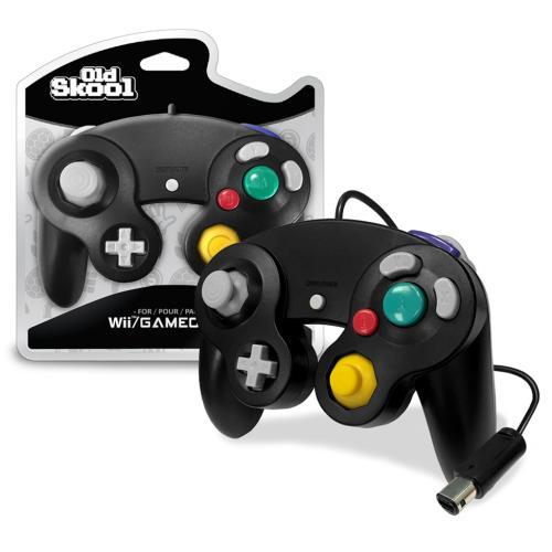 OS-9913 Nintendo Gamecube Controller Black
