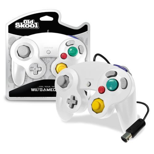 OS-9937 Nintendo Gamecube Controller WhiteMain