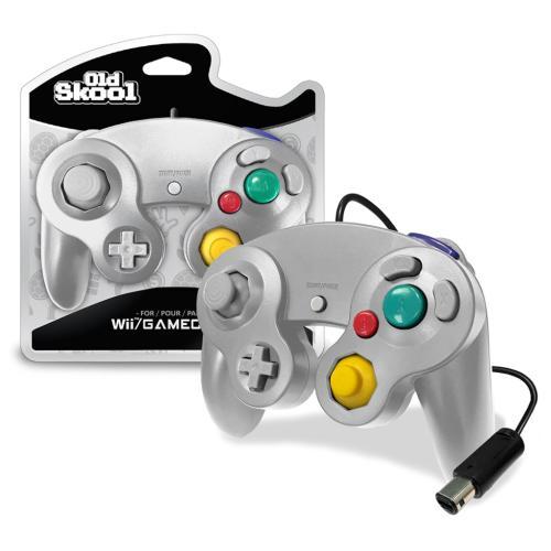 OS-9951 Nintendo Gamecube Controller Silver