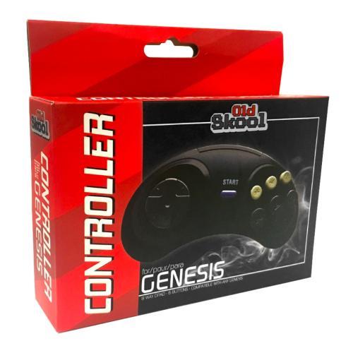 OS-9906 Sega 6-Button Genesis Controller