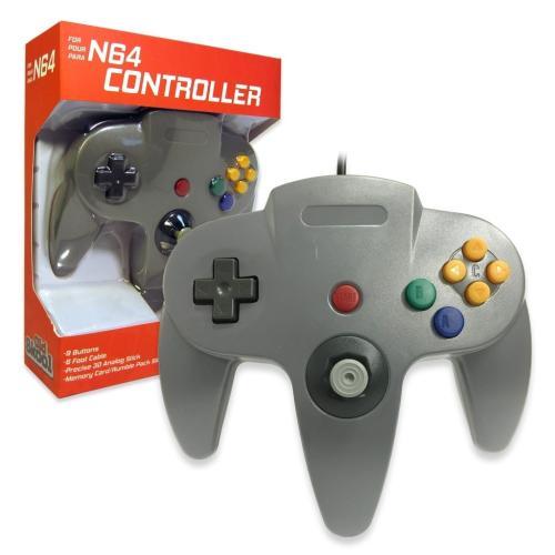 OS-6602 Nintendo 64 Controller Grey