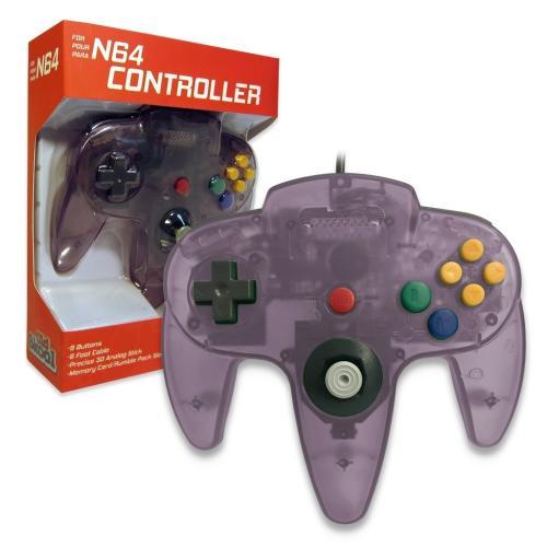 OS-6688 Nintendo 64 Controller Atomic Purple