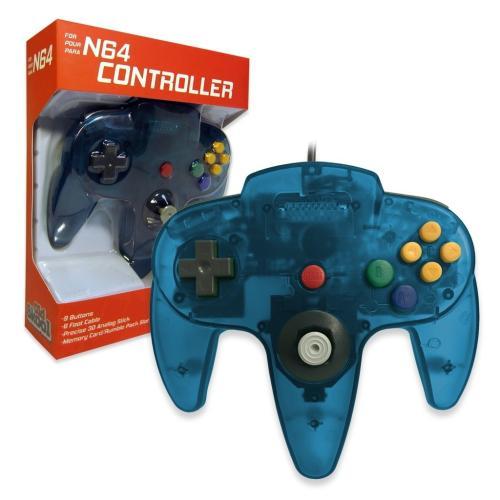 OS-6695 Nintendo 64 Controller Turquoise