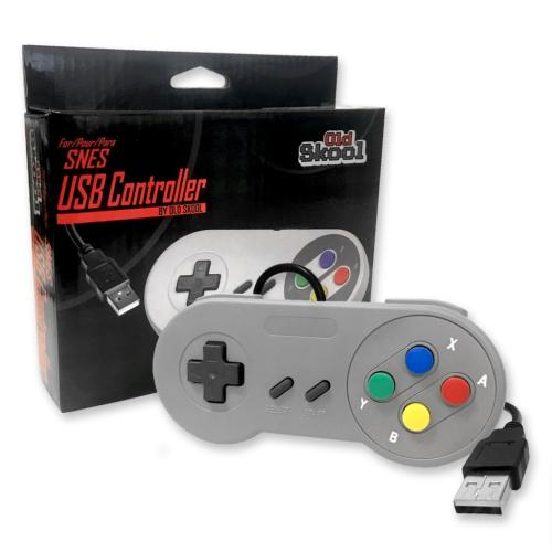 OS-6527 Pc - Mac Usb Snes Controller